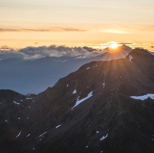 Sonnenaufgang Villgrater Berge_TVB Ostti