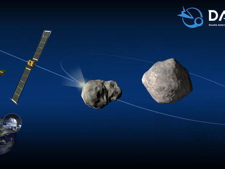 Real Life 'Armageddon': NASA's plans to smash a spaceship into an asteroid just like in the movies