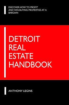 Detroit Real Estate Handbook - New Cover