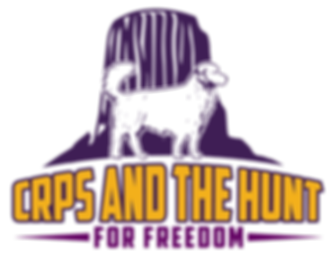 CRPS and the Hunt for Freedom Logo