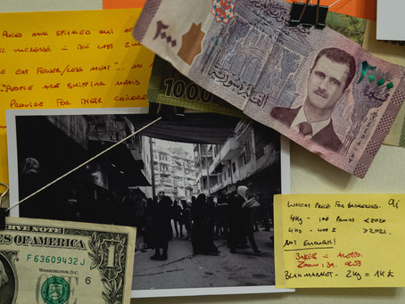 The financial dilemma of INGOs in Syria