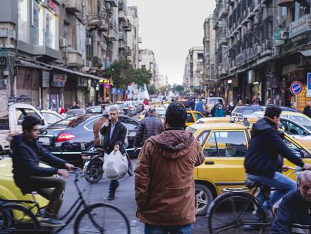 Syrien – das Land der lachenden Toten