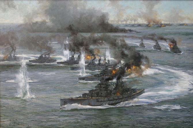 Os 100 Anos da Batalha da Jutlândia