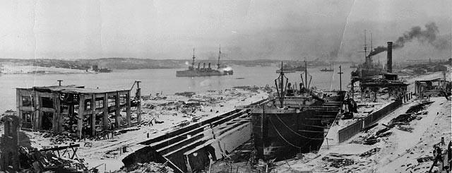 A Explosão de Halifax