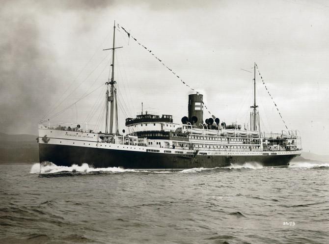 Centenário do naufrágio do 'Príncipe de Astúrias'