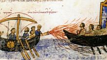 O Fogo Grego