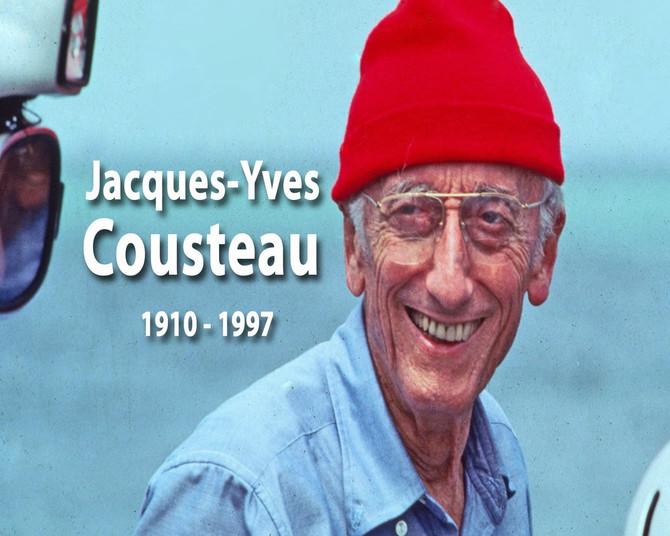 Vinte anos sem Jacques-Yves Cousteau