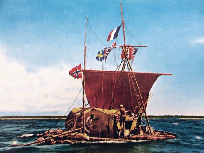 A Expedição Kon-Tiki