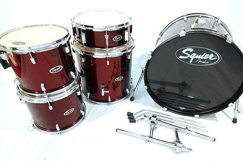 Fender Squire 5 Piece Drum Set (Shell Pack)