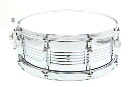 "Vintage 1960's Chrome MIJ 14"" x 5.5"" Snare Drum"