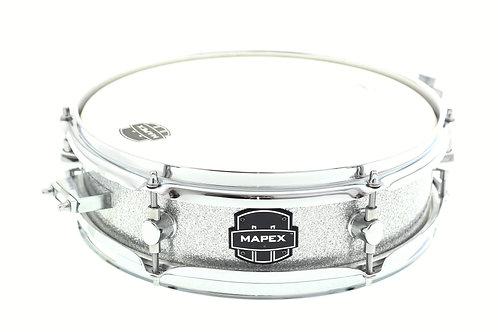 Mapex Silver Sparkle Piccolo Snare Drum