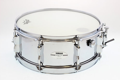 "Yamaha Chrome 14"" Snare Drum"