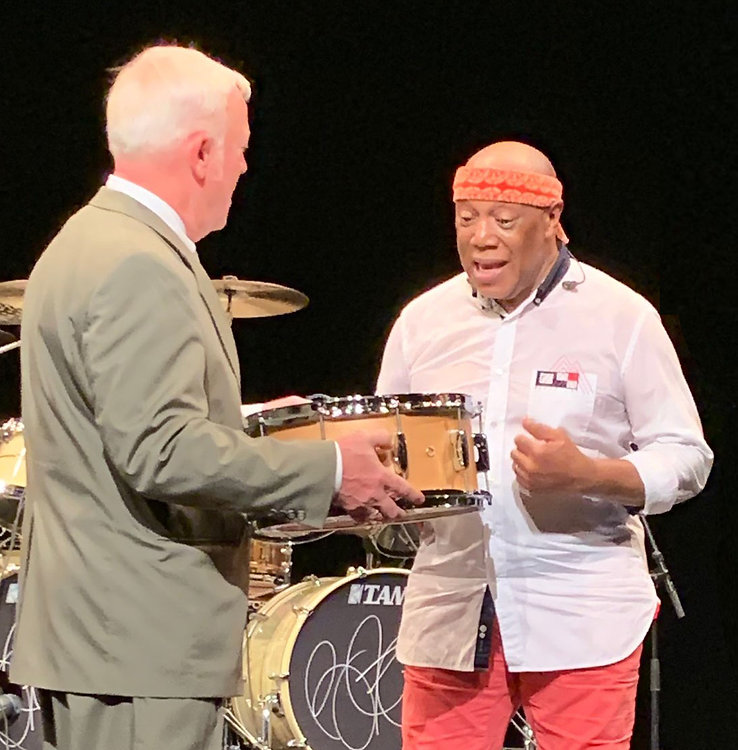 Billy Cobham Birthday Gift