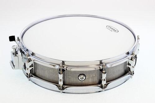 """Industrial"" Metal 10 Lug Piccolo Snare Drum"