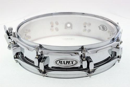 Mapex Custom Chrome over Steel Piccolo Snare Drum