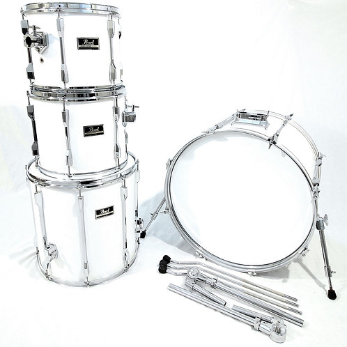Vintage 1988 Pearl Export 4 piece Shell Pack