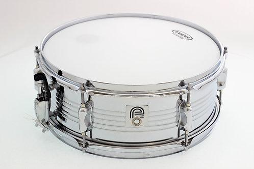 """Custom Percussion Plus Chrome 14"""" x 5.5"""" Snare Drum"""