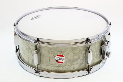 "Vintage 1960's TEMPO 14"" x 5.5"" MIJ Snare Drum"