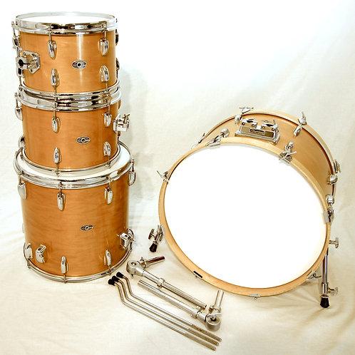Slingerland 1970/80's Natural Drum Set Shell Pack