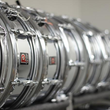 Premier Metal Steel Drums