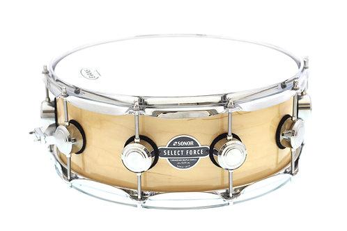 "Sonor Custom Select Force Canadian Maple 14"" x 5.5"" Snare Drum"