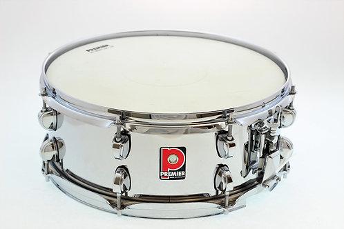 """Premier XPK Chrome COS 14"""" x 6"""" Snare Drum"""