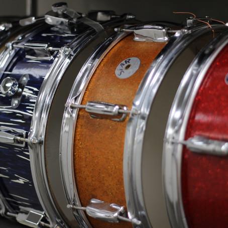 MIJ Vintage Snares