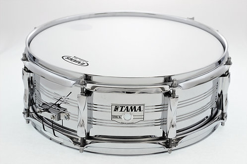 "Custom/Hybrid Tama 14"" x 5"" Chrome Snare Drum"