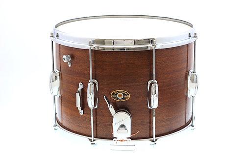 "Vintage 1965 Slingerland Mahogany 14"" x 10"" Snare Drum"