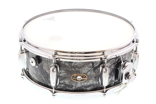 "Slingerland 1960""s Black Diamond Pearl 14"" x 5.5"" Snare Drum"