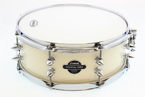 "Custom/Hybrid Sonor Essential Force 14"" x 5.5"" Snare Drum"