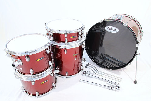 Sound Percussion 5 Piece Drum Set (Shell Pack)