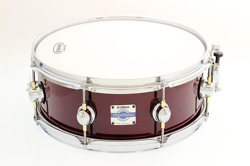 "Custom/Hybrid Yamaha Stage Custom 14"" x 5.5"" Snare Drum"