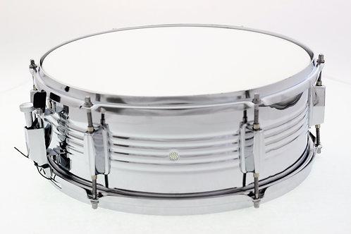 MIJ Metal Snare Drum