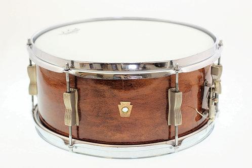 """Vintage Ludwig WFL Pioneer 14"""" x 6.5"""" Snare Drum"""