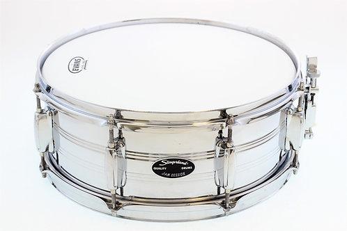 "Classic Slingerland ""Jam Session"" 14"" x 5.5"" Chrome Snare Drum"