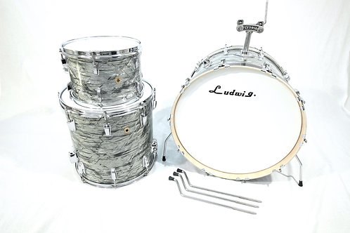 Ludwig Vintage 1966 3 Piece Drum Set (Shell Pack)