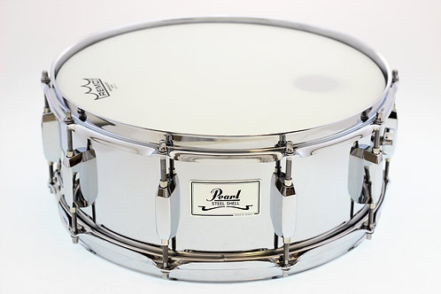 "Pearl Chrome COS 14"" Snare Drum"