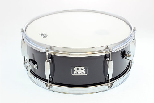 "CB ""SP"" Series Black 14"" X 5"" Snare Drum"