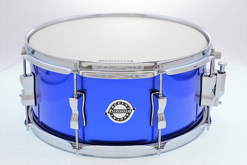 """Ludwig Accent Blue 14"""" x 6.5"""" Snare Drum"""