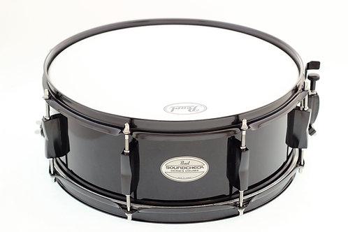 Pearl Sound Check Piano Black Finish Snare Drum