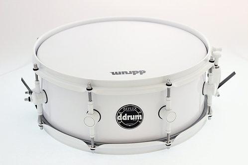 Ddrum Reflex White Snare Drum
