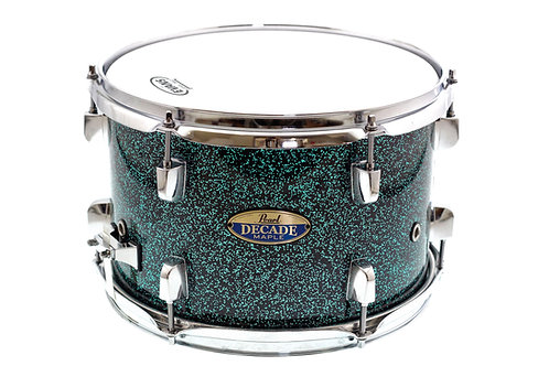 "Pearl Decade 12""x 8"" Custom Hybrid Snare Drum Popper"