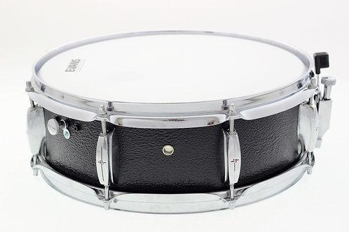 """Vintage Black Acrylic 14"""" x 5"""" Snare Drum"""