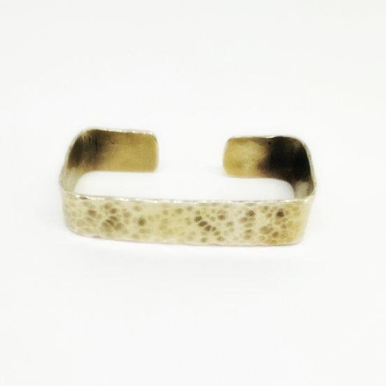 Two Finger Sterling Ring