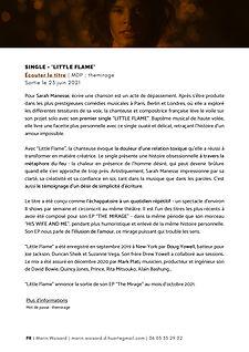COMMUNIQUÉ - 'LITTLE FLAME'.jpg