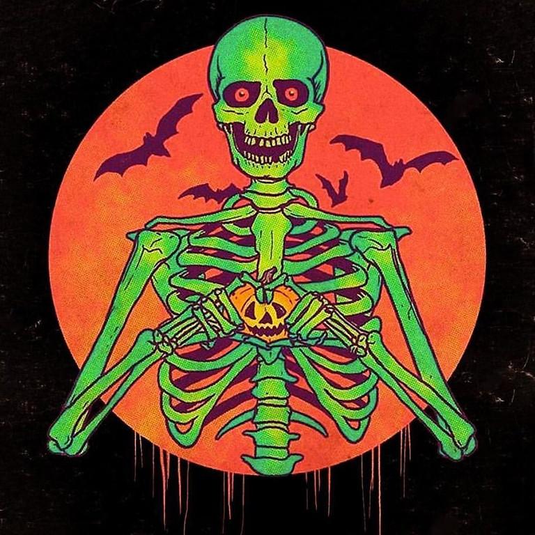 Halloween Costume Cover-Up Night 2