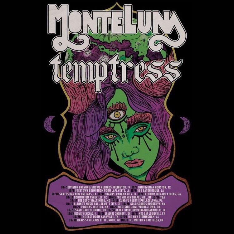 Temptress, Monte Luna, Richwood, Weed Demon