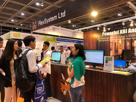 Retail Asia Exhibition (12-14th June 2018)
