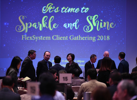 FlexSystem Client Gathering 2018